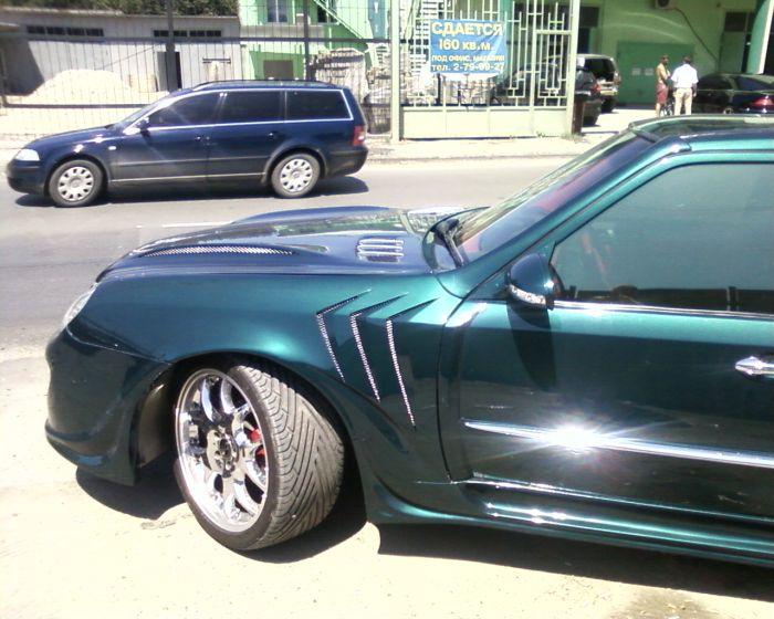 Классный Mercedes из Ростова (5 фото)