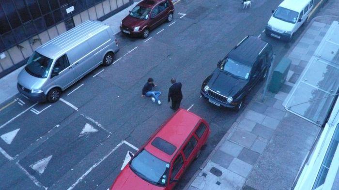 Арест вора (12 фото)
