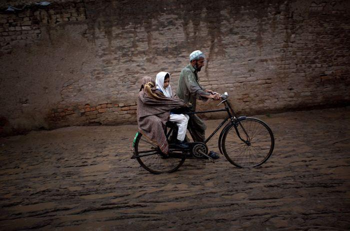Велосипеды по всему миру (22 фото)