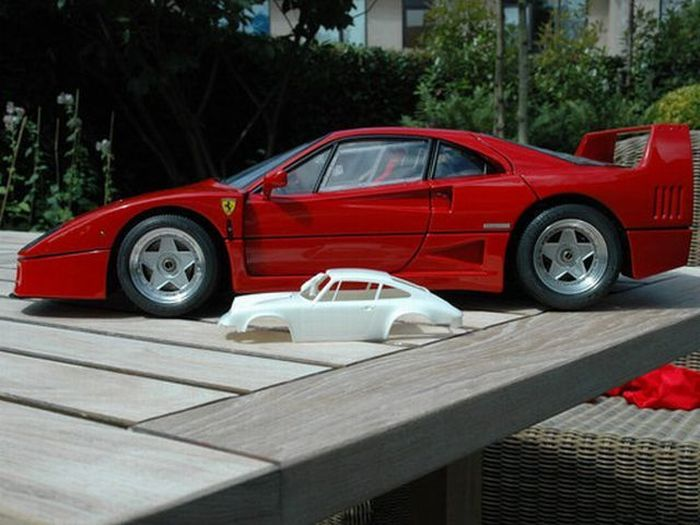 Классная модель Ferrari (45 фото)