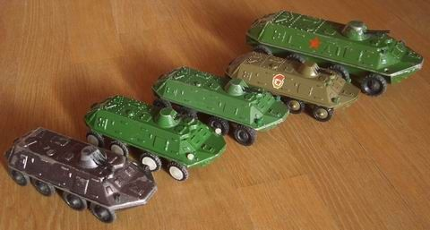 Солдатики нашего детства (46 фото)