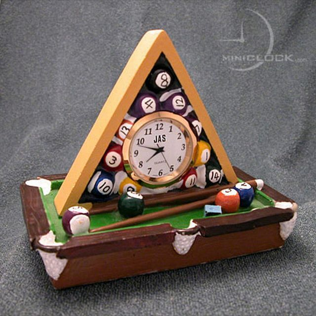 Необычные настольные часы (81 фото)