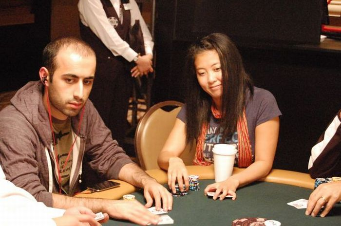 Девушки - профессиональные игроки в покер (30 фото)