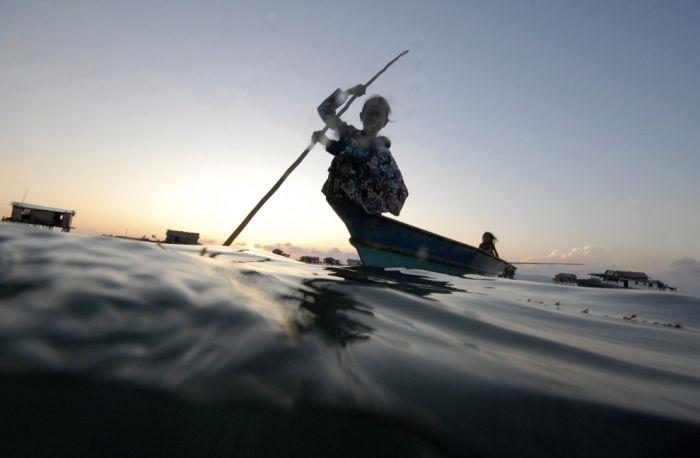 Баджо - морские цыгане (10 фото)