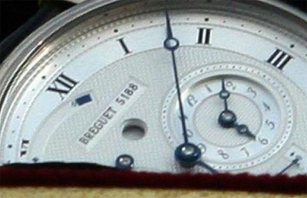 Часы Патриарха (4 фото)