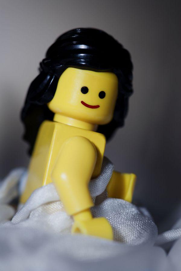 Знаменитые фотографии из Lego (35 фото)