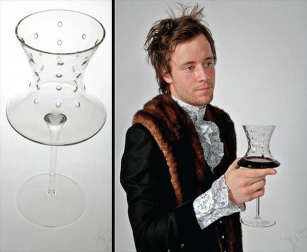 Бокалы для вина в стиле смертных грехов (7 фото)
