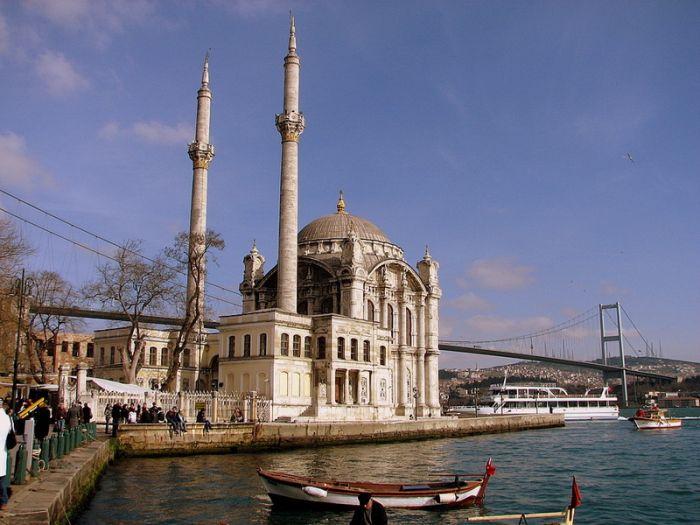 Самые красивые мечети мира (47 фото)
