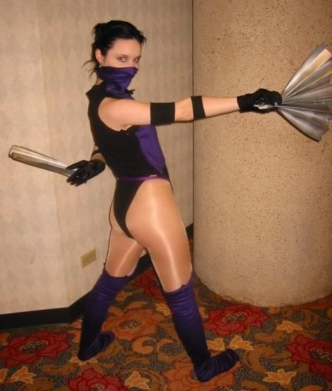 A Cool Gallery of Mortal Kombat Cosplay.