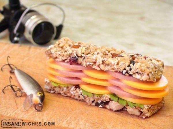 Необычные сэндвичи (17 фото)