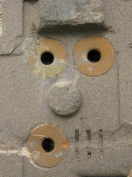 Лица-предметы (23 фото)
