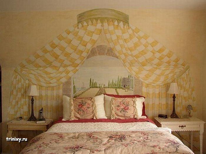 Рисунки на стенах (50 фото)
