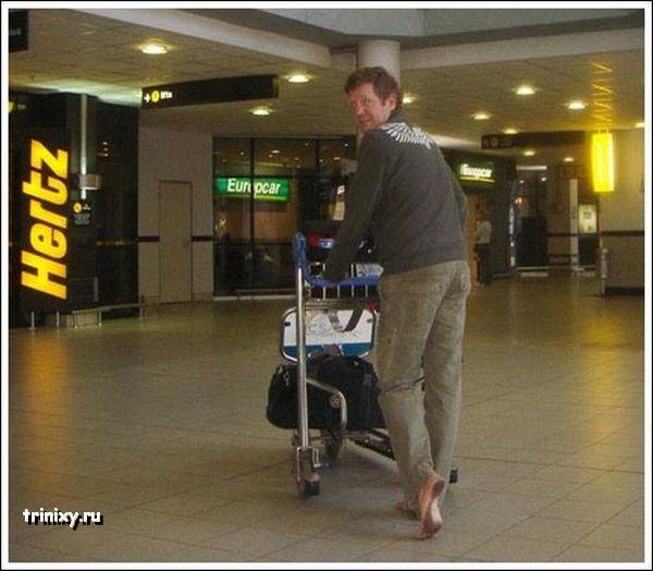 Человек, который всегда ходит босиком (22 фото)