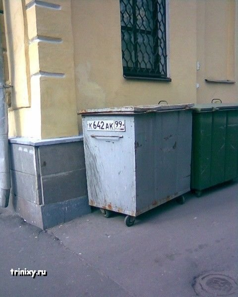 Подборка очень смешных маразмов (49 фото)