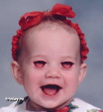Страшный фотошоп (15 фото)