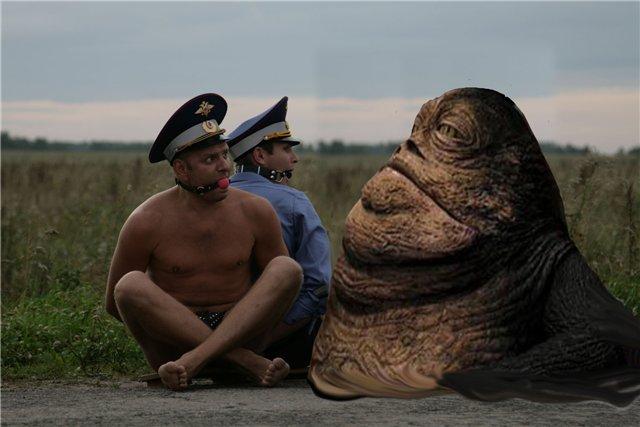 Прикольная фотожаба на фильм Лопухи (44 картинки)