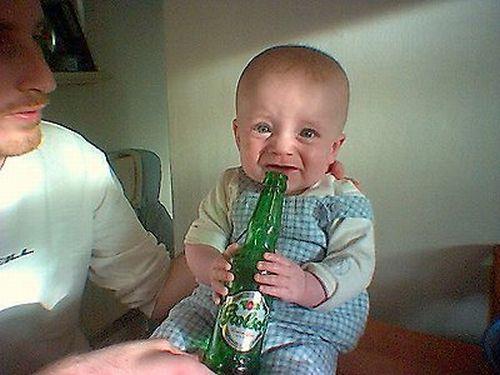 Дети и вредные привычки (27 фото)
