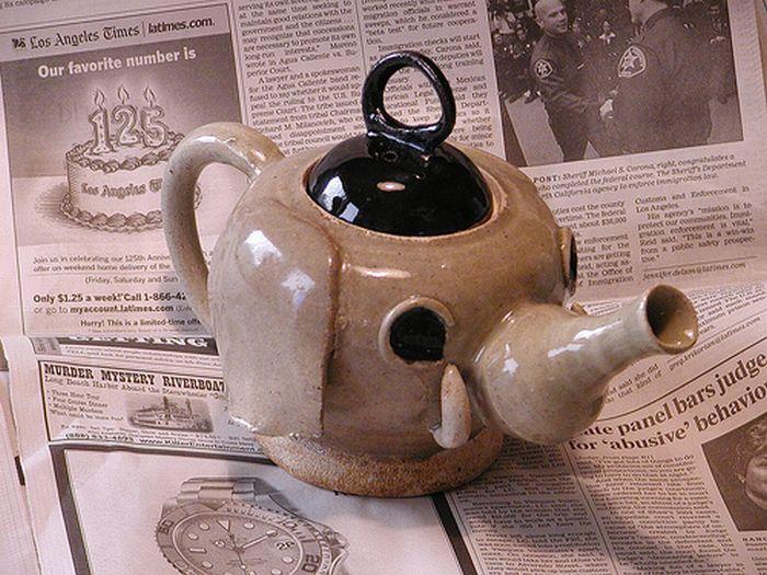 Необычные чайники (61 фото)