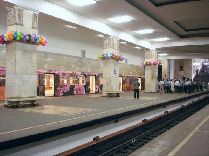 Однажды в метро (57 фото)