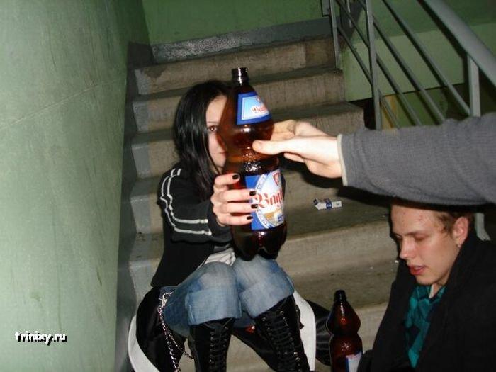 Пятничный пост. Жертвы пива (30 фото)