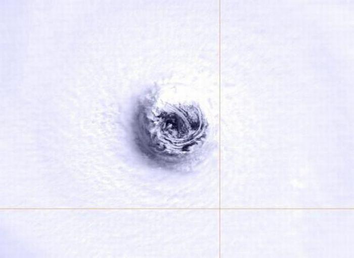 В сердце урагана (10 фото)