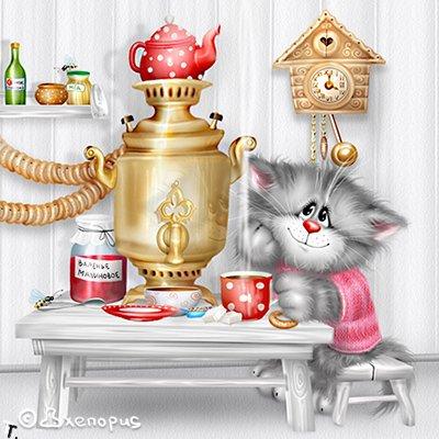 Смешные коты (26 картинок)
