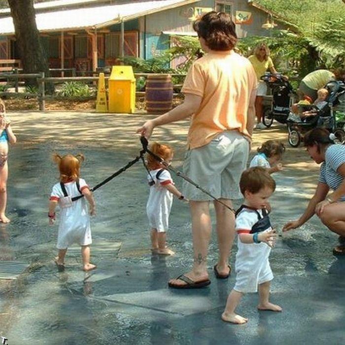 """Подборка """"хороших"""" родителей (56 фото)"""