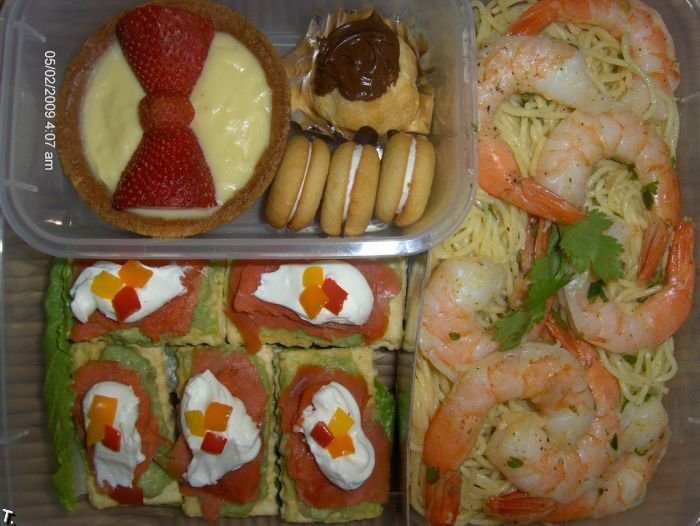 Классные обеды (44 фото)