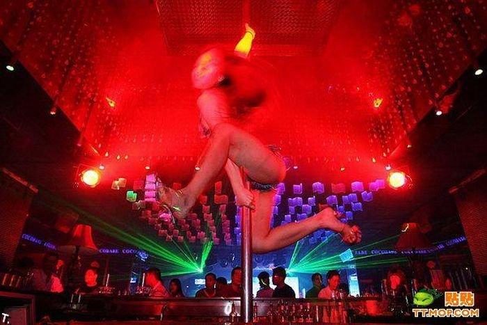 Китайские танцовщицы (10 фото)