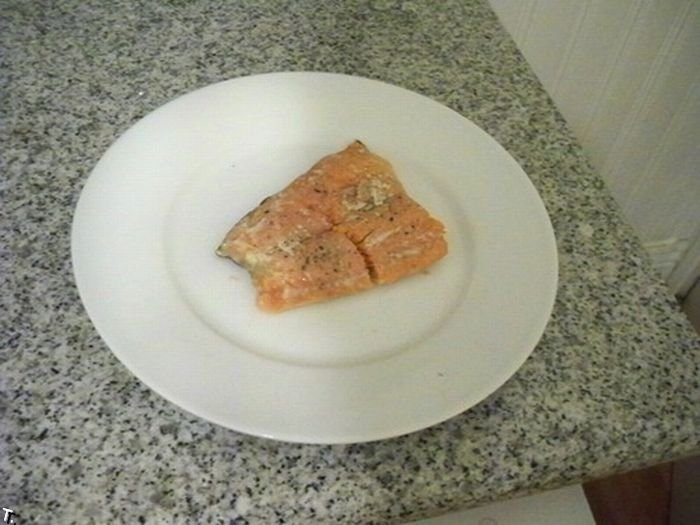 Как приготовить рыбу в посудомоечной машине (8 фото)