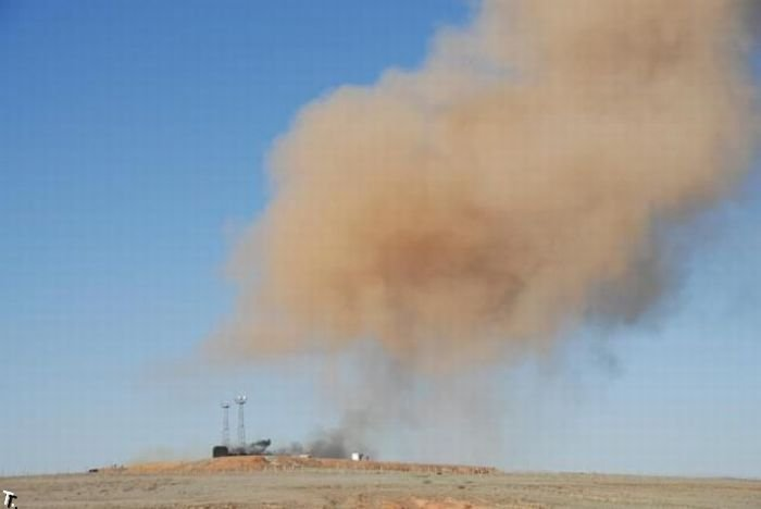 Запуск ракеты (15 фото)