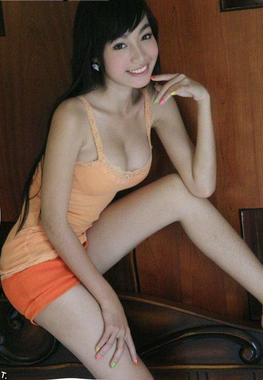 Самая симпатичная блогерша Вьетнама (30 фото)