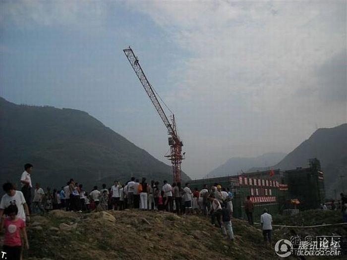 Протест по-китайски (16 фото)