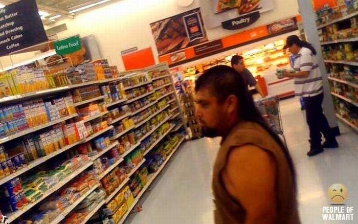 Смешные люди из супермаркетов (35 фото)