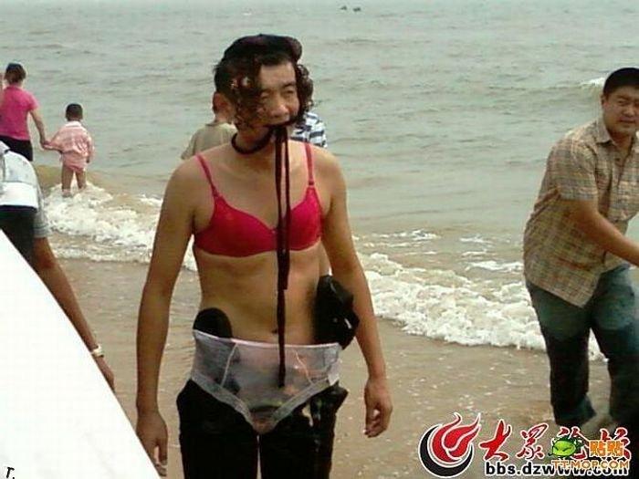 Китайский жених отжигает (6 фото)