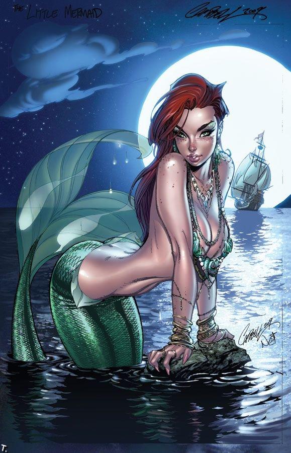 Сексуальные сказки (21 картинка)