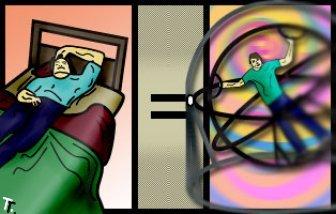 Мир глазами пьяного и трезвого человека (45 картинок)