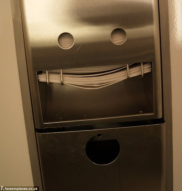 Лица везде! (25 фото)