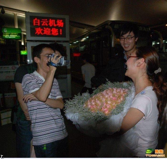 Как сделать предложение и удивить девушку (16 фото)