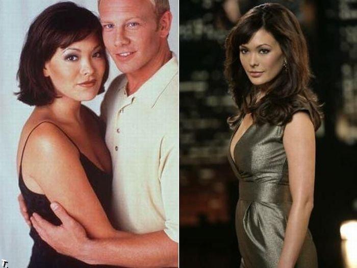 Беверли Хиллз 90210. Тогда и сейчас. Часть 2 (13 фото)