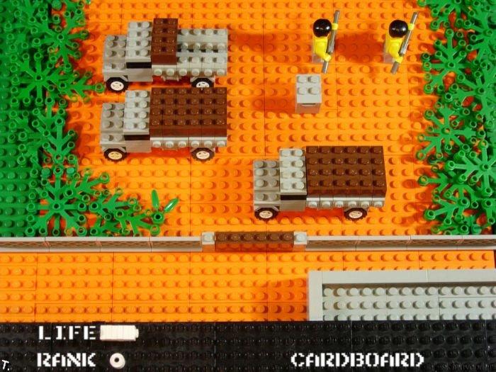Старые игры из Лего (11 картинок)
