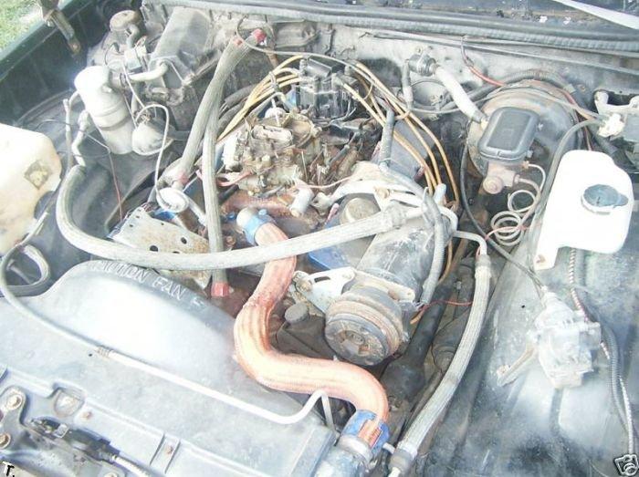 Шестиколесный Chevrolet El Camino (15 фото)