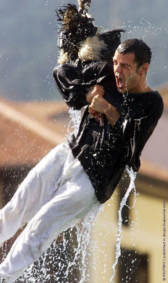 День гусей в Испании (13 фото)
