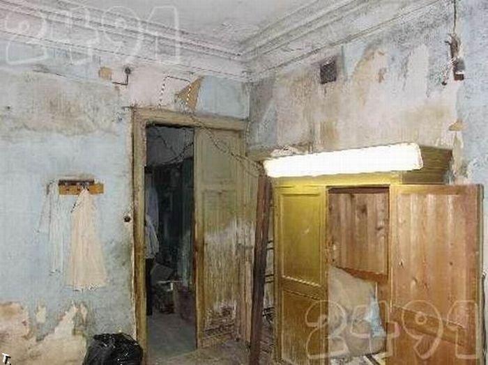 Квартира в Москве за 1000 долларов в месяц (15 фото)