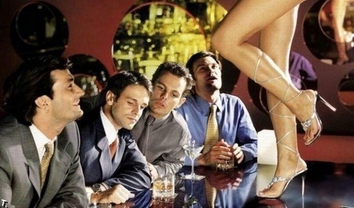 Когда мужчины говорят УХ! (21 фото)