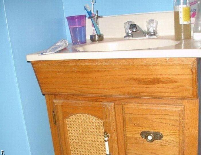 Грибы в ванной (4 фото)