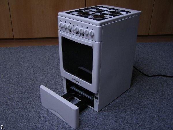 Очень крутой моддинг - газовая плита (50 фото)