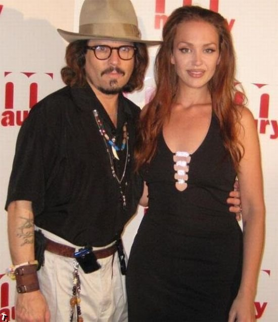 Тиффани Клаус - двойник Анджелины Джоли (18 фото)