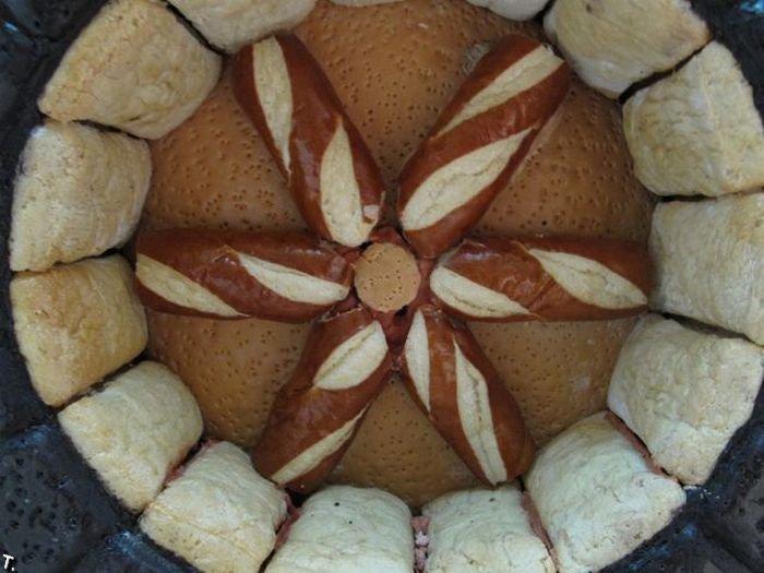 Хлебный болид (5 фото)