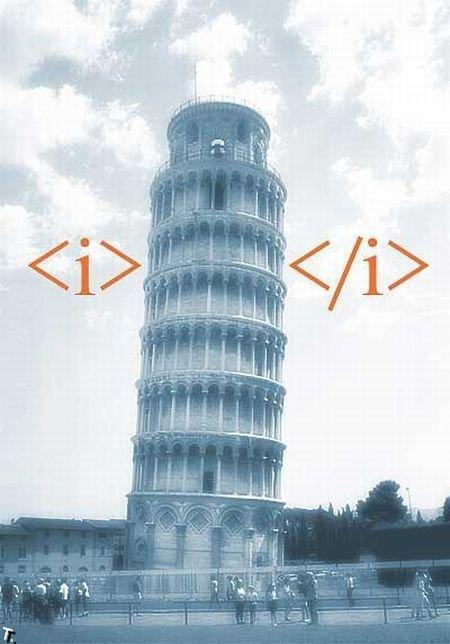 Приколы с HTML (36 фото)